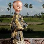 الطفل الهندي علي حسين صاحب العمر 14 يعيش في جسد عجوز في الـ 110 اعوام !!
