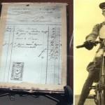 فاتورة لم يدفعها لورنس العرب لفندق سوري منذ 100 عام
