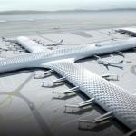صور من داخل صالة وصول بمطار صيني تكلفت 1.4 مليار دولار
