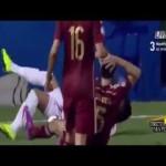 أهداف مباراة اسبانيا 5 ـ مقدونيا 1 | تصفيات كأس أوروبا 2016