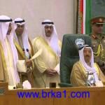 خطاب رئيس مجلس الامة مرزوق الغانم بإفتتاح دور الإنعقاد الثالث للفصل التشريعي الرابع عشر لمجلس الأمة