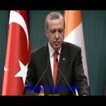 اردوغان: لا يمكن تحمل وضع هيمنة ايران على المنطقة