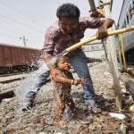 وفاة ما لا يقل عن 800 شخص في الهند إثر موجة حر تجاوزت 47 درجة مئوية