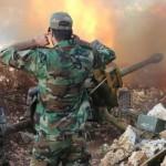 مقتل قائد حملة النظام السوري بريف حمص