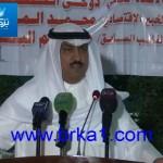 مسلم البراك: إستاد جابر هو الإستاد الوحيد بالعالم اللي يجب النتيجة تكون فيه صفر/صفر