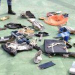 """تحديد موقع أجزاء من حطام طائرة """"مصر للطيران"""" المنكوبة"""
