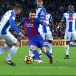 برشلونة 3 ـ إسبانيول 1 | الدوري الأسباني 2016 / 2017