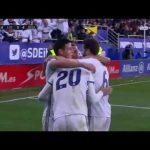 إيبار 1 ـ ريال مدريد 4 | الدوري الأسباني 2016 / 2017