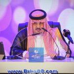 عبدالرحمن بن مساعد وأخيه عبدالله يبكيان متأثران بعد مرثية والدهما
