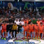 ملخص مباراة أصدقاء محمد أبو تريكة وأصدقاء كانوتيه | دورة الروضان38