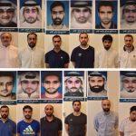 الداخلية: إلقاء القبض على 12 من المحكومين نهائياً المتواريين فيما يسمى بخلية العبدلي