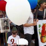"""مسيرة """"الفوج الخالد"""" في الكويت لإحياء ذكرى النصر على النازية وذكرى أبطال الحرب العالمية الثانية"""