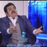 بوخرشد يلقي قصيدة للشاعر العراقي خضير هادي